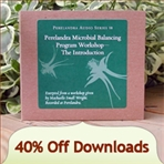 Audio: Microbial Balancing Program Workshop - The Introduction