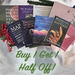 Buy 1 Get 1 Half Off! Books by Machaelle Wright