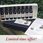 Perelandra Solutions Travel Set