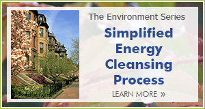 Simplified Energy Cleansing