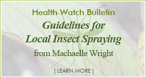 HWB Local Insect Spraying
