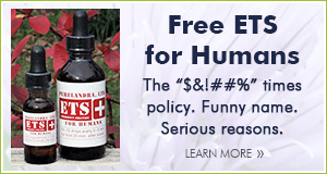 Free ETS for Humans