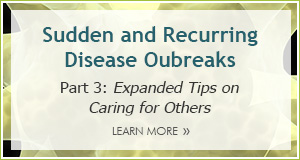 Outbreaks - Caring for Others