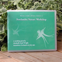 Audio: Perelandra Nature Workshop