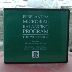 DVD: Microbial Balancing Program - The Workshop