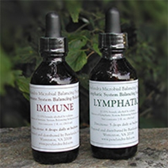 2-Bottle Combo: Immune & Lymphatic