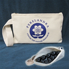 Perelandra Zip Bag