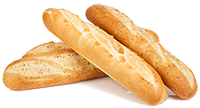 four french breads