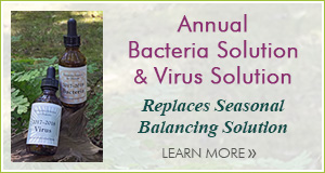 Bacteria and Virus Solutions