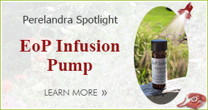 EoP Infusion Pump Spotlight