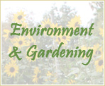 Environment & Gardening for Beginners