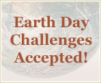 Earth Day Commitments